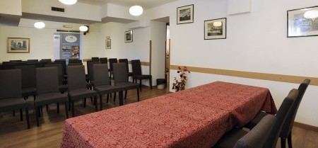 Rivabella Hotels Meeting hall